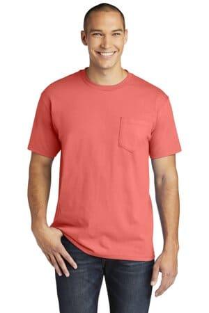 H300 gildan hammer pocket t-shirt