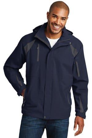 J304 port authority all-season ii jacket