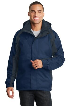 J310 port authority ranger 3-in-1 jacket j310