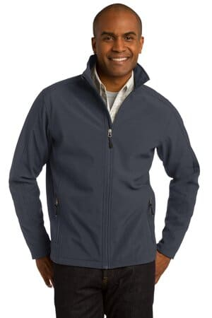 port authority tall core soft shell jacket tlj317
