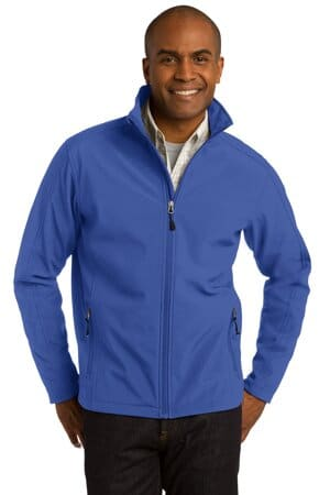 J317 port authority core soft shell jacket j317