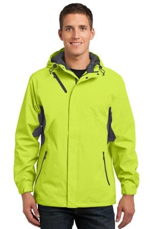 J322 port authority cascade waterproof jacket j322