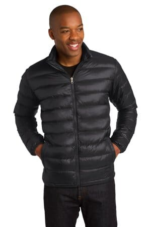 J323 port authority down jacket j323