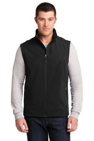J325 port authority core soft shell vest j325