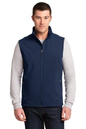 J325 port authority core soft shell vest
