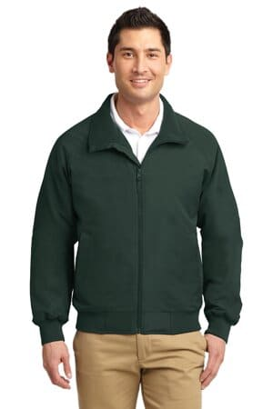 J328 port authority charger jacket