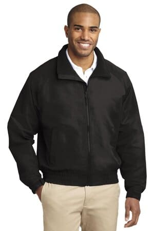 J329 port authority lightweight charger jacket