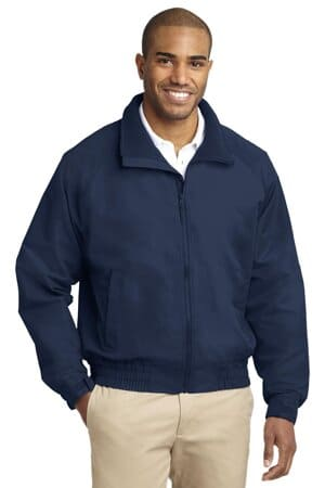 J329 port authority lightweight charger jacket j329