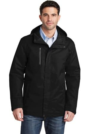 J331 port authority all-conditions jacket j331
