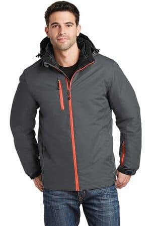 J332 port authority vortex waterproof 3-in-1 jacket