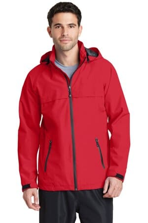 J333 port authority torrent waterproof jacket j333