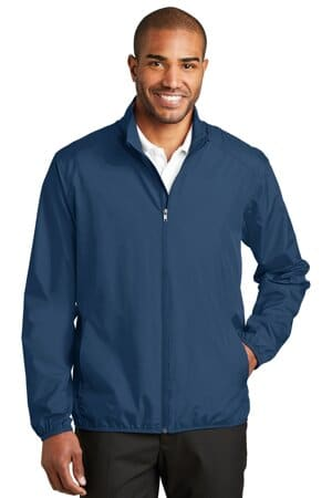 J344 port authority zephyr full-zip jacket