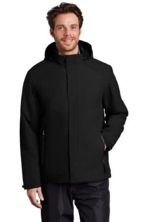 port authority insulated waterproof tech jacket j405