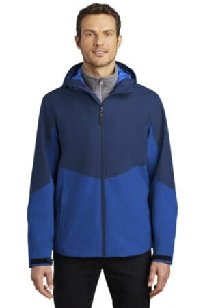 J406 port authority tech rain jacket j406