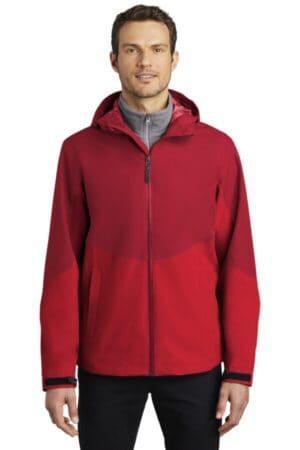 J406 port authority tech rain jacket