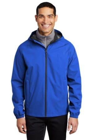 J407 port authority essential rain jacket