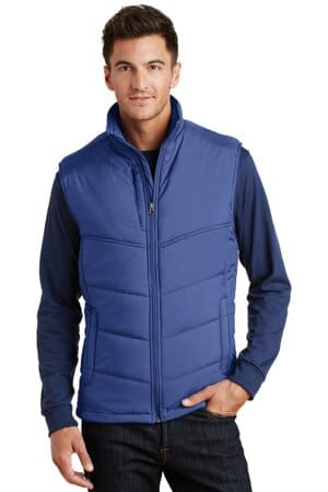 J709 port authority puffy vest j709