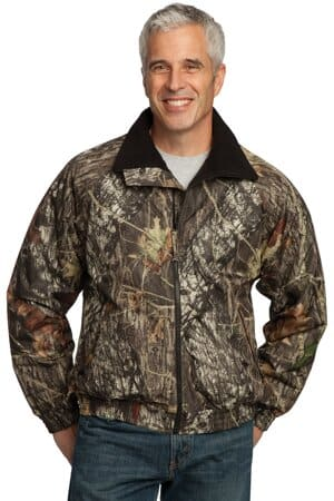 port authority waterproof mossy oak challenger jacket j754mo
