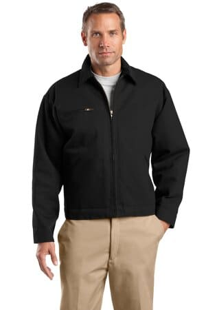 TLJ763 cornerstone tall duck cloth work jacket tlj763