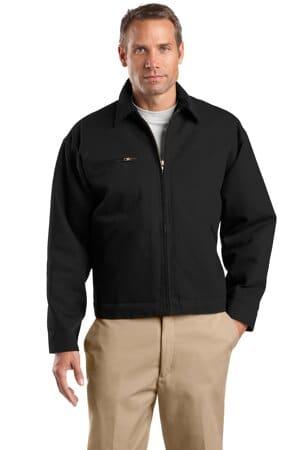 TLJ763 cornerstone tall duck cloth work jacket