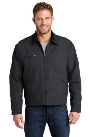 J763 cornerstone-duck cloth work jacket