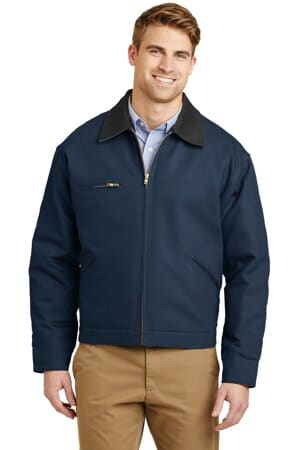 J763 cornerstone-duck cloth work jacket j763