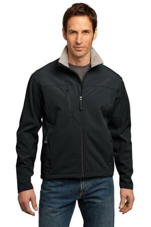 TLJ790 port authority tall glacier soft shell jacket
