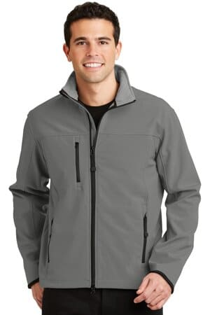 J790 port authority glacier soft shell jacket j790