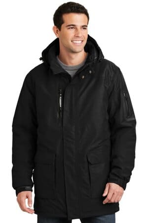 J799 port authority heavyweight parka j799