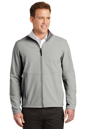 J901 port authority collective soft shell jacket