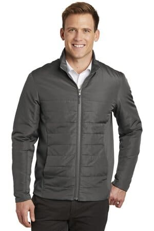 J902 port authority collective insulated jacket j902