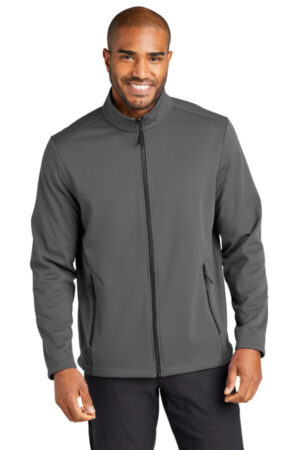 J921 port authority collective tech soft shell jacket