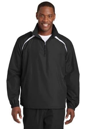 JST75 sport-tek 1/2-zip wind shirt jst75