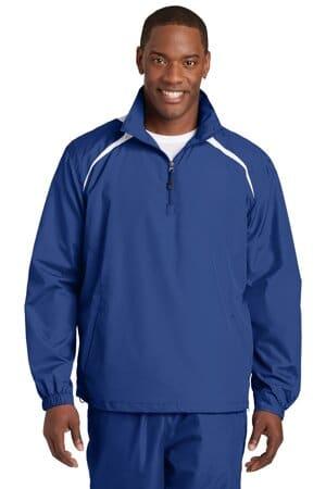 JST75 sport-tek 1/2-zip wind shirt