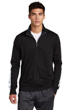 JST94 sport-tek tricot track jacket jst94
