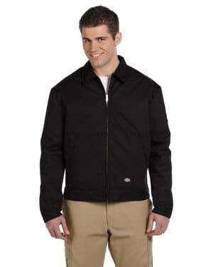 JT15 Dickies men's 8 oz lined eisenhower jacket