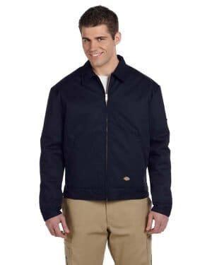 JT15 Dickies men's 8 oz lined eisenhower jacket