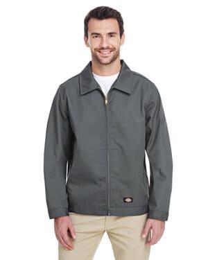 JT75 Dickies men's 8 oz unlined eisenhower jacket