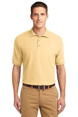 K500 port authority silk touch polo k500