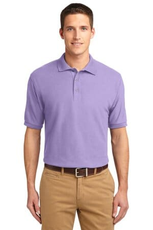 K500ES port authority extended size silk touch polo