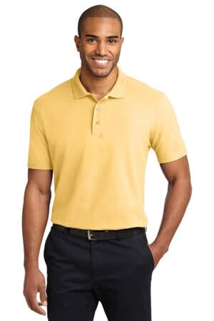 K510 port authority stain-release polo