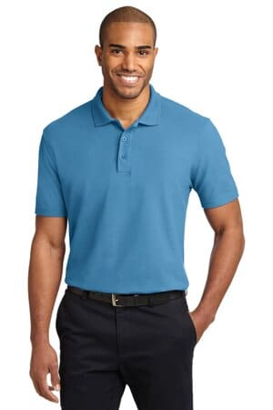 K510 port authority stain-release polo k510