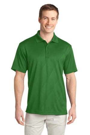K548 port authority tech embossed polo k548