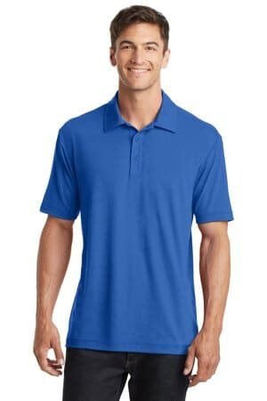 K568 port authority cotton touch performance polo