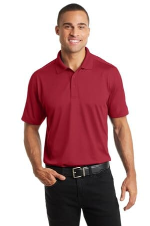 K569 port authority diamond jacquard polo k569