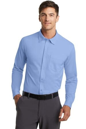 K570 port authority dimension knit dress shirt k570