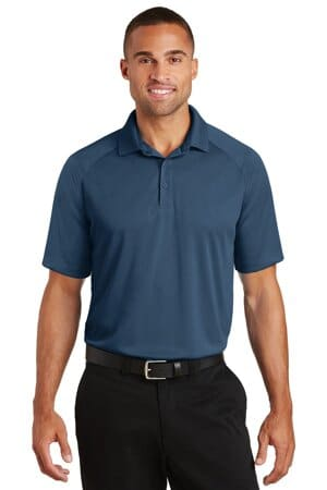 K575 port authority crossover raglan polo k575