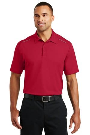 K580 port authority pinpoint mesh polo k580