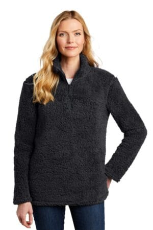L130 port authority ladies cozy 1/4-zip fleece