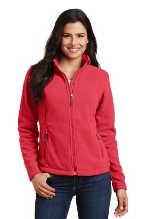 L217 port authority ladies value fleece jacket l217